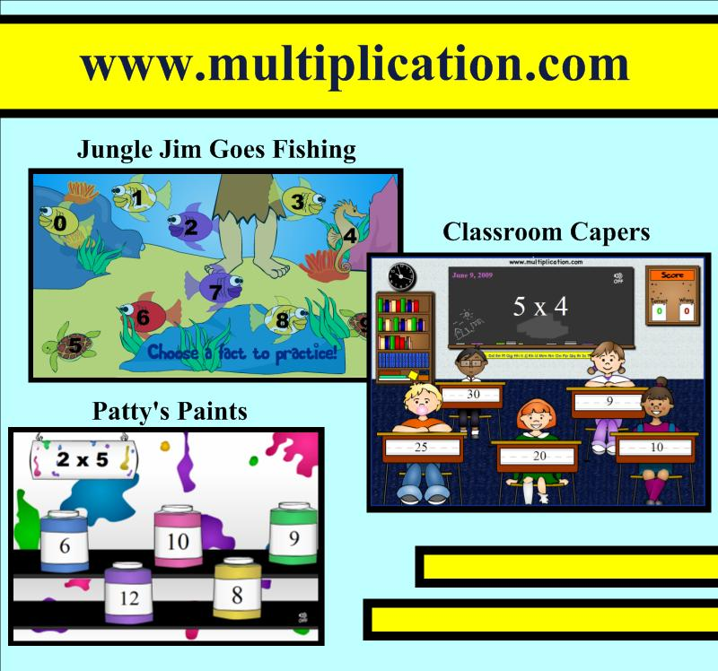 Image result for multiplication.com